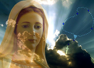 blessed Mother in Medj.