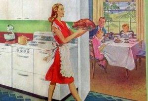 vintage thanksgiving 1