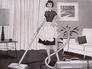 vacuum-old-vintage-housewife