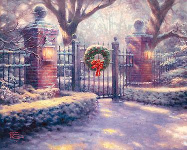 Christmas-Gate