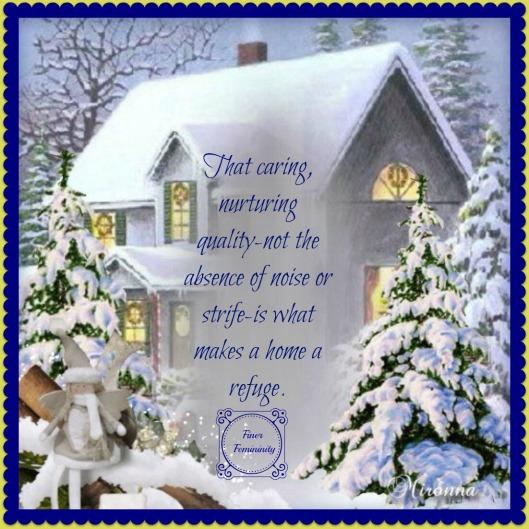 home a refuge