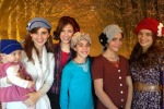 Lovely ladies, lovely hats!