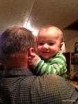 Grandpa and Nathaniel