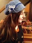 Nettie's hat