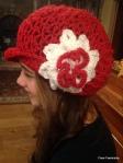 Margy's hat