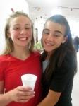 Samantha and Gemma
