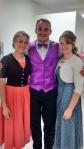 Best cuz's Regina, Dominic, Michelle VanderPutten