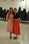 Mom and Daughter...Lori and Regina....beautiful!