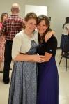 Cuz's Michelle and Rosie