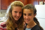 Best cuz's Jacinta and Gemma!