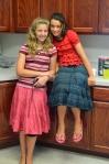 Best Cuz's Jacinta and Hannah!