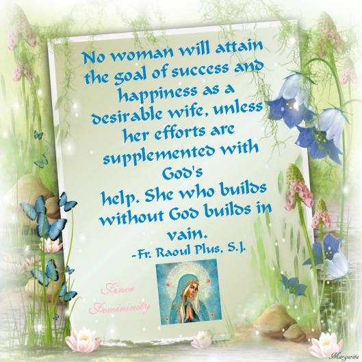 goal of success