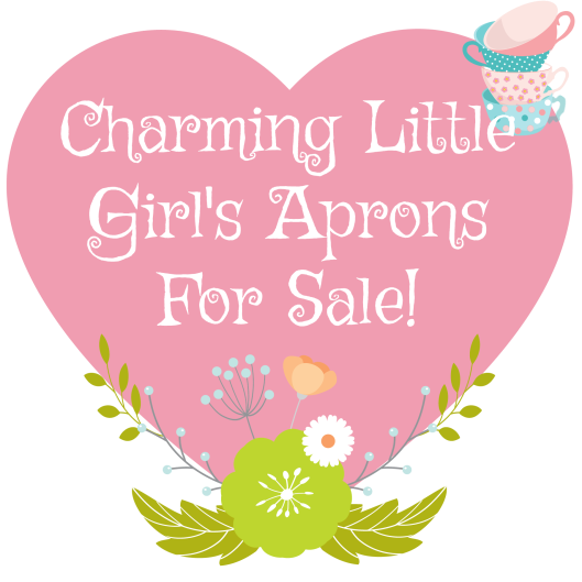 little girls aprons