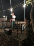 Live music.