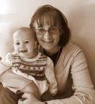 Juliette and Grandma