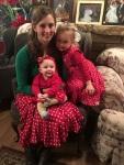 Christmas Polky-dots!