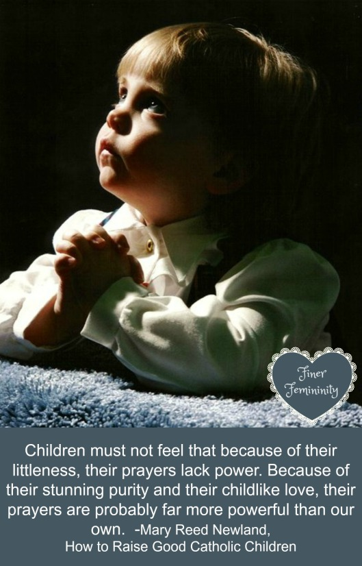 Children's Prayers… So Powerful! – How to Raise Good