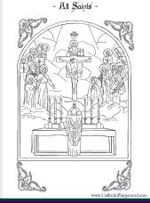 Screenshot-2017-9-29 All Saints Coloring Page Catholic Playground
