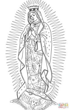 our-lady-of-guadalupe-coloring-page